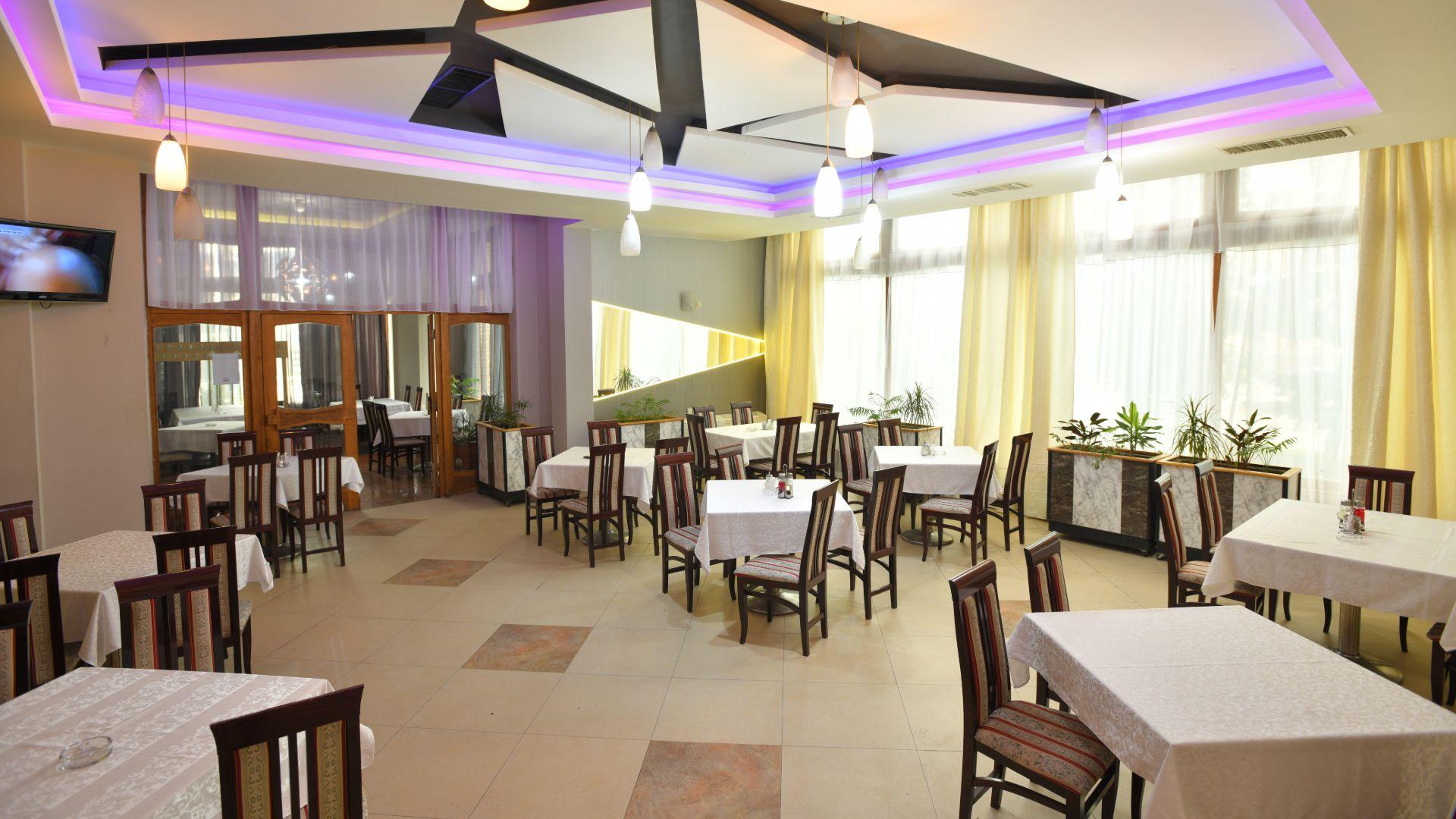 Mala sala Hotel Timok